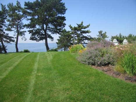 Oceanside Perennial Garden
