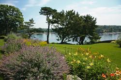Seaside Perennial Garden