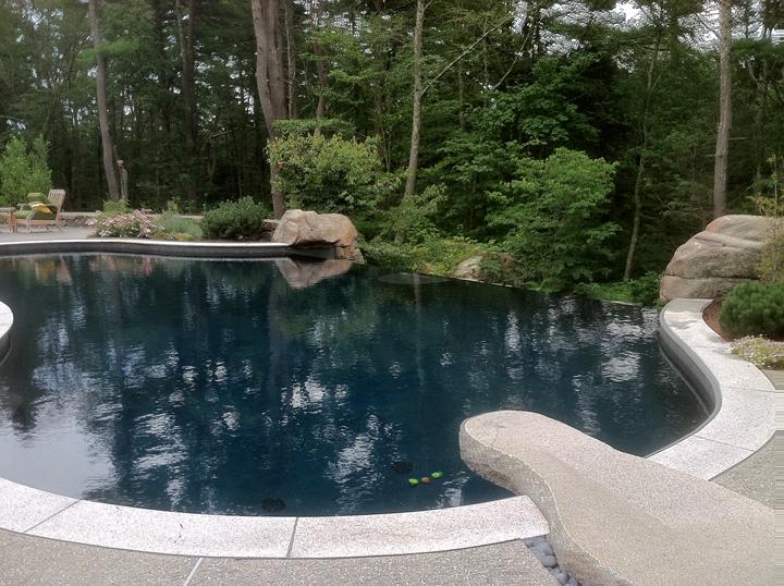 Granite Diving Rock