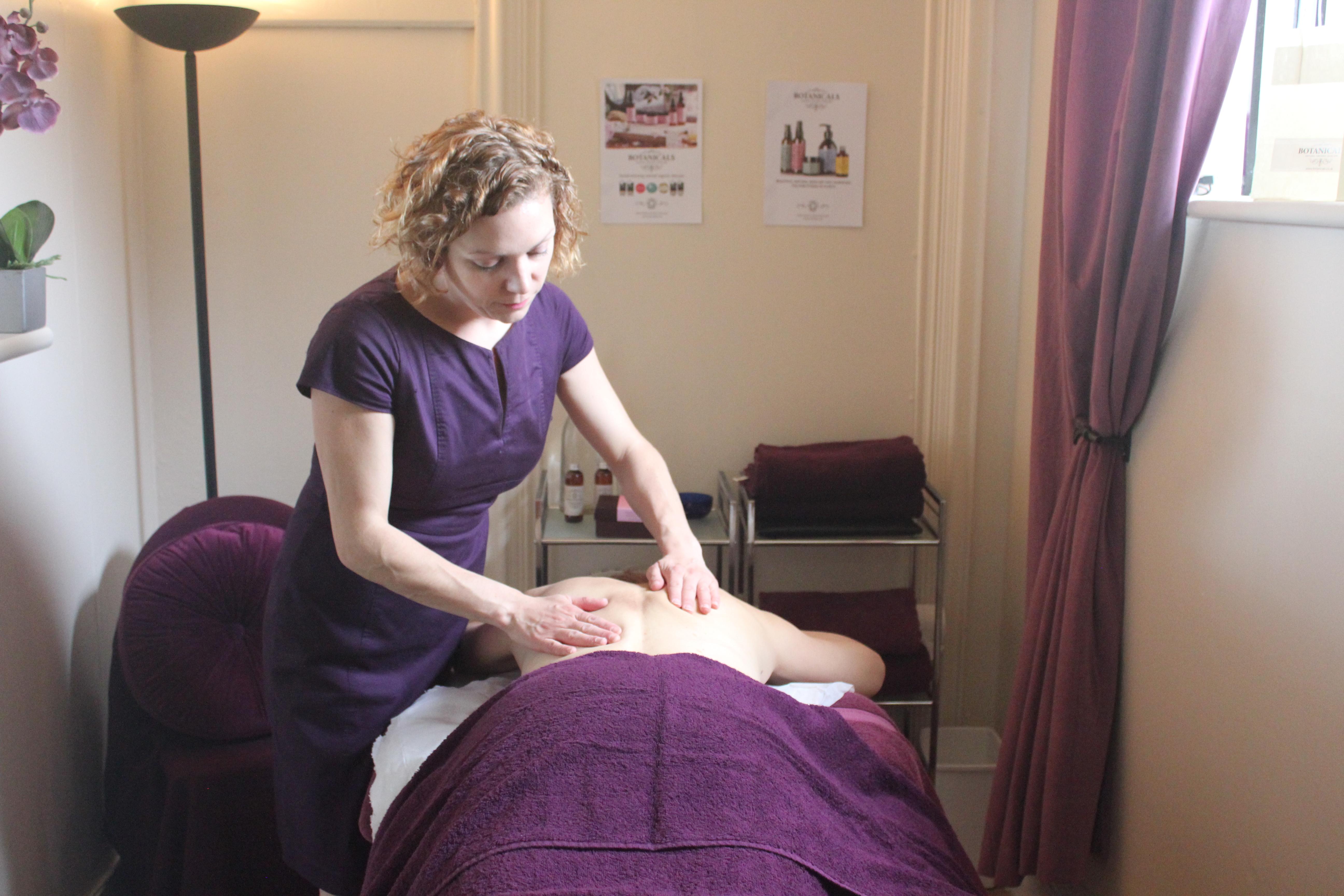 Angela Holistic Massage