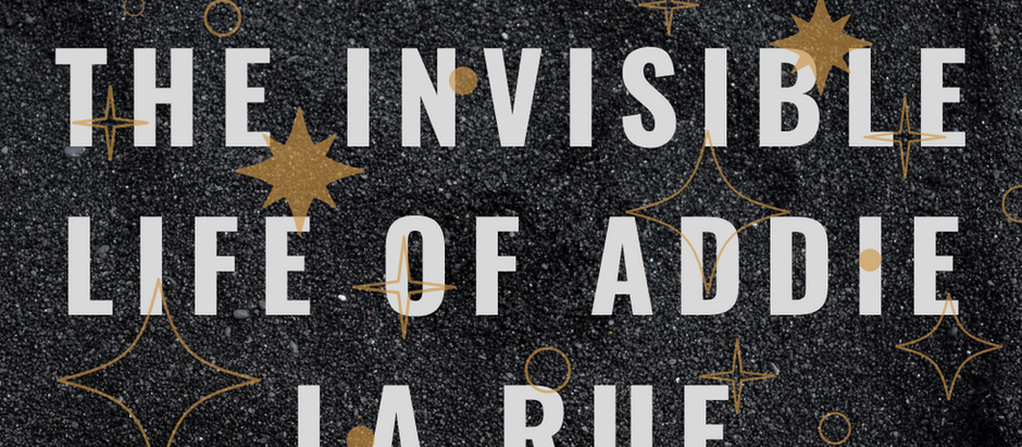Review for V.E. Schwab's 'The Invisible Life of Addie LaRue'