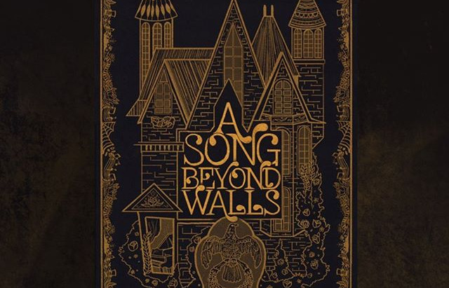 "The Cover Design for ""A Song Beyond Walls"""