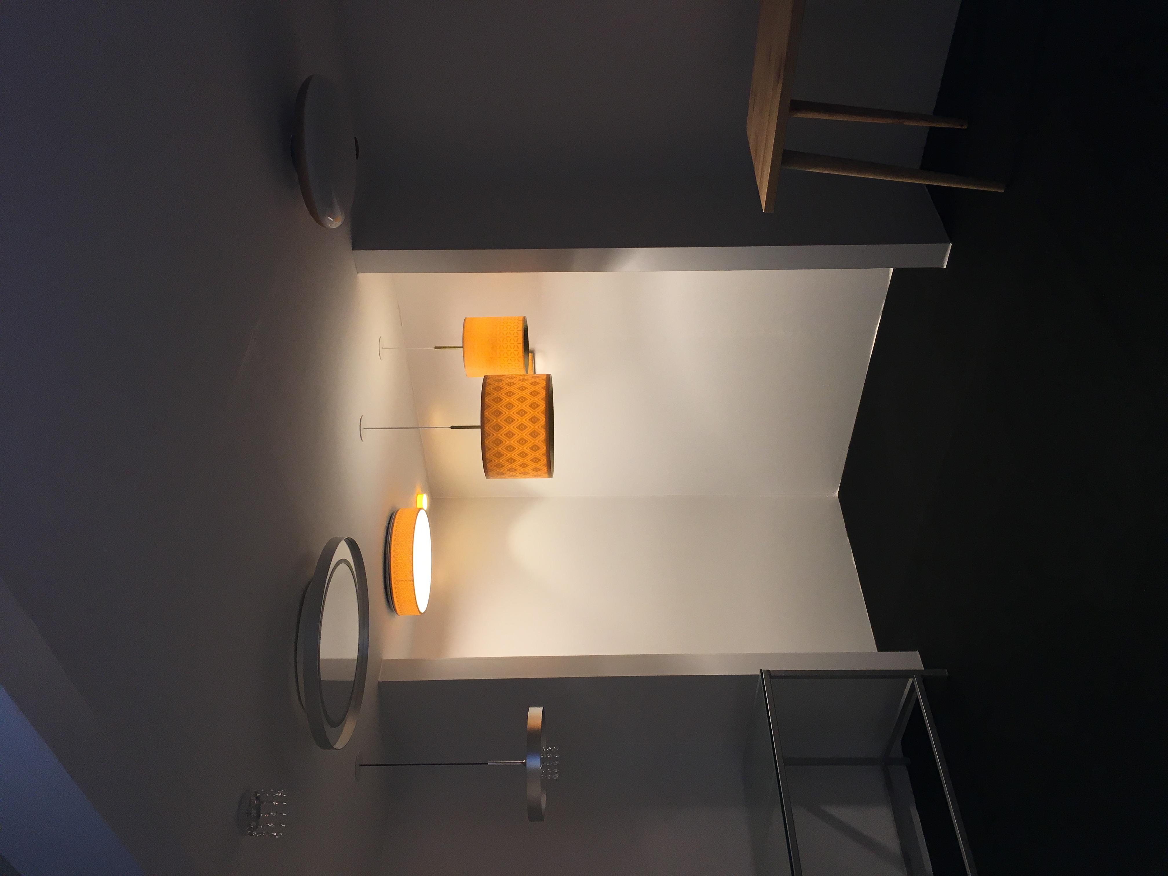 Panasonic lighting booth