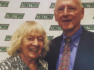 JIM MABIE HONORED AT STREETWISE 25th ANNIVERSARY GALA