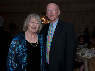 JIM AND KAY MABIE HONORED BY MUSIC INSTITUTE OF CHICAGO