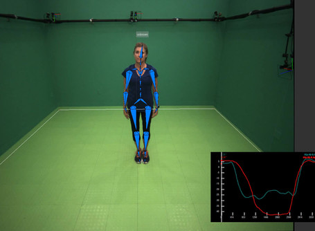 Movement Review:  Lateral Lunge