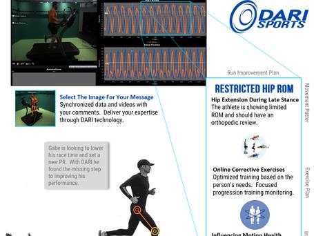 DARI Sports : Running