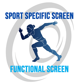 sport specific and functional screening
