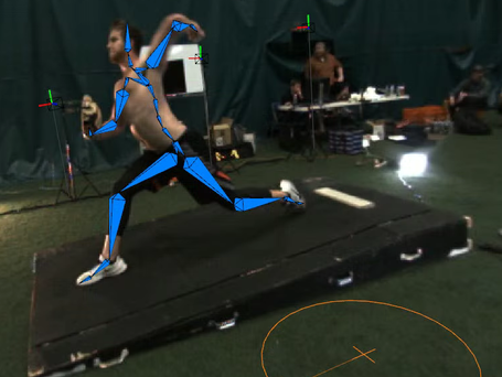 Sport Specific - Event Detection During Complex Movements.