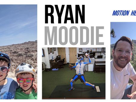 A Motion Health Journey: Ryan Moodie