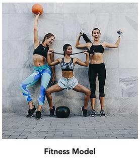 Fitness Model / Sports