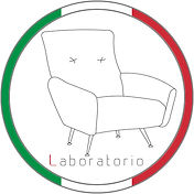 logo laboratorio design brescia