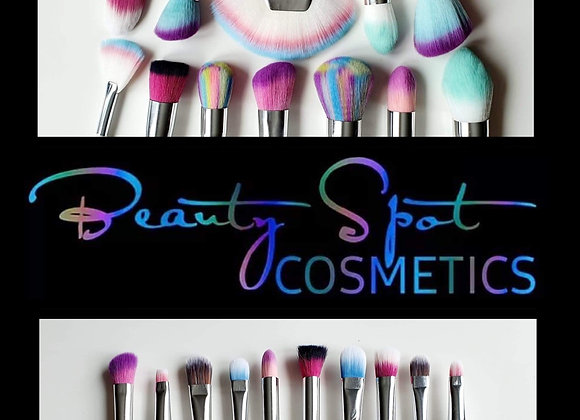 Beauty Spot Pastel Edition Brush Collection ~ Complete