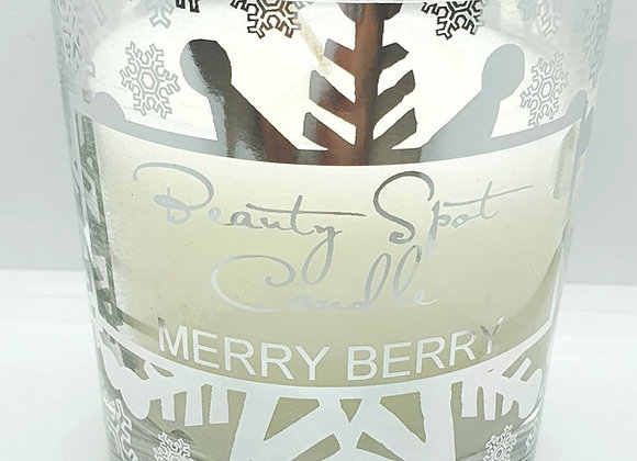 Candle Collection ~ Merry Berry