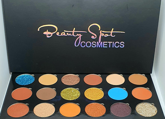 Eyeshadow Palette ~ Out of the Blue
