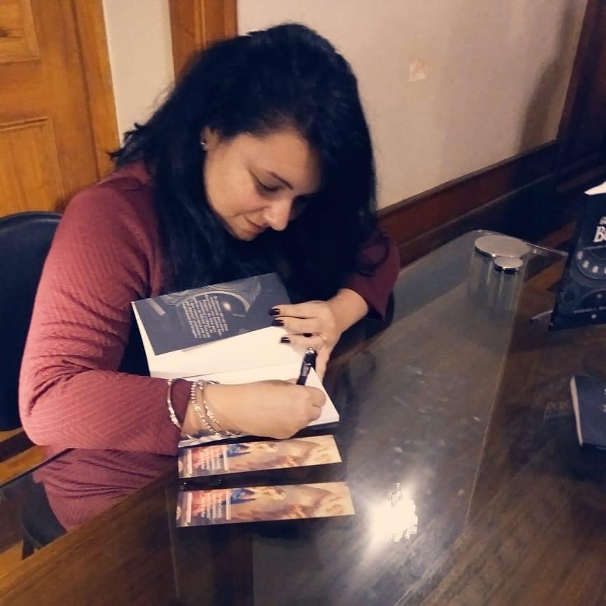 Lançamento do livro Apartamento Borgia