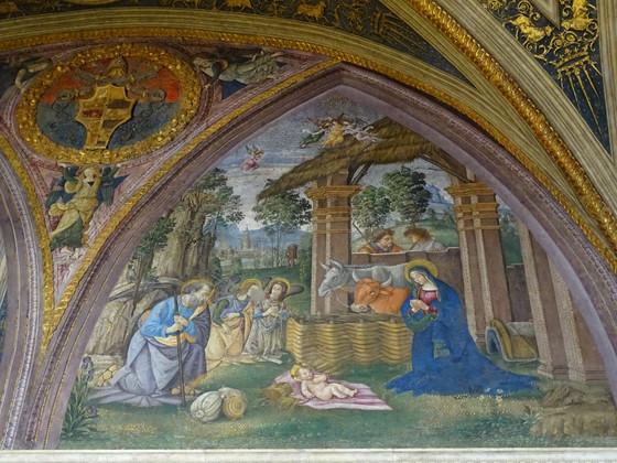 Iconografia da Natividade
