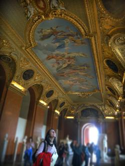 Museu do Louvre.