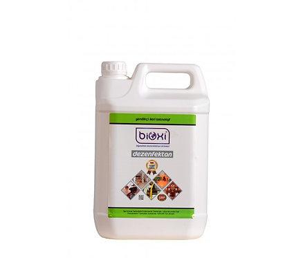 Bioxi® ORTAM VE YER DEZENFEKTANI 5 LT