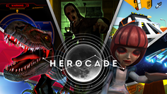 HeroCade Coming to PlayStation EU