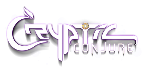 Cryptic Conjure Logo