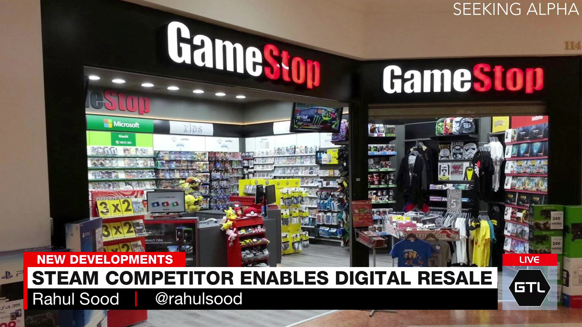 New Tech Allows Gamers to Re-sell Digital Games