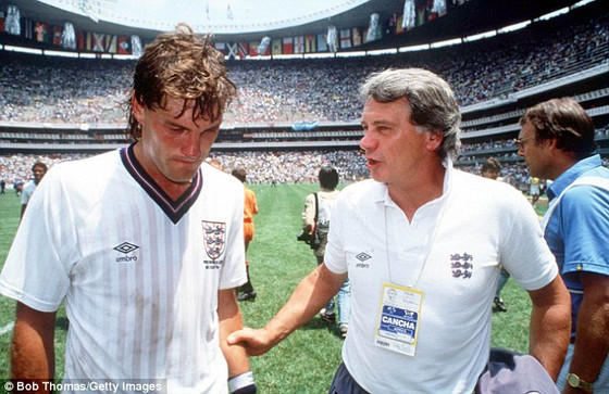 The World Cup, Bobby Robson and Proust