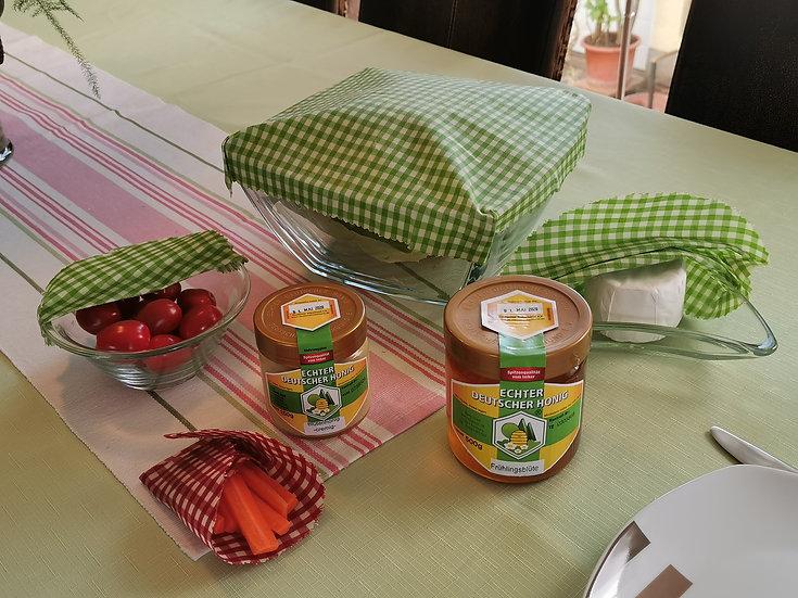 Bienenwachstuch - beeswax wrap