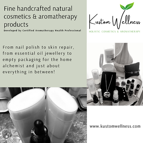 Kustom Wellness Holistic Cosmetics & Apo