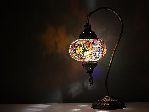 Turkish Table Lamp, Mosaic Bedside Lamp