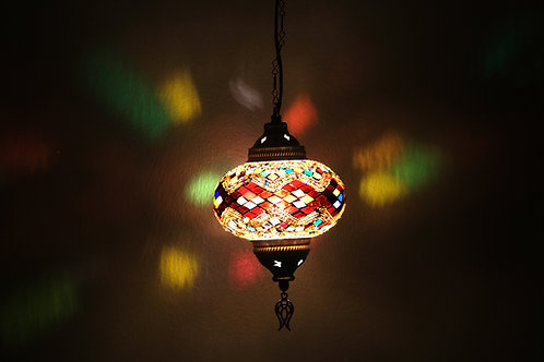 Turkish Hanging Lamp