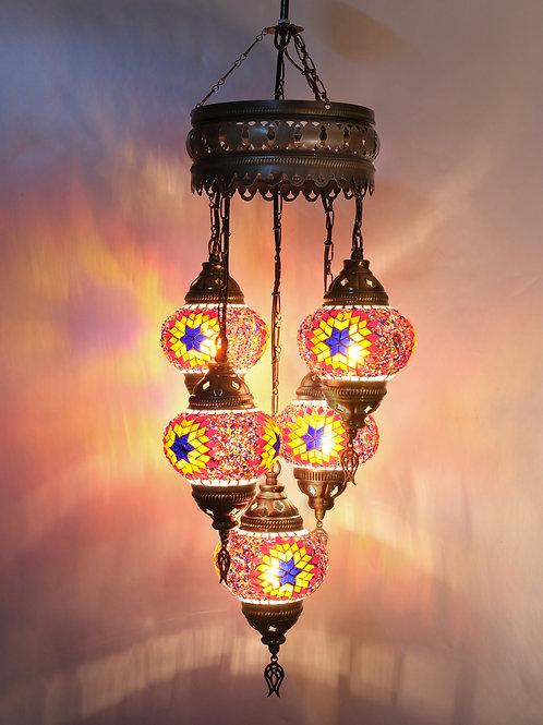 Turkish Floor Lamp, Globe Lamps, Turkish Mosaic Floor Lamp Kopyası