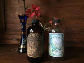 Label Design for BottleandBloom