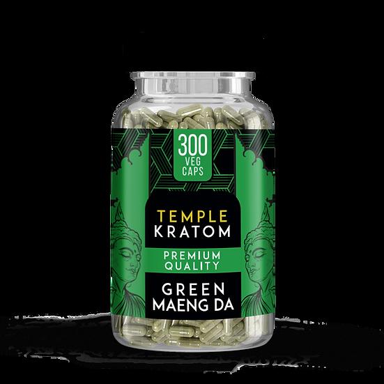 Green Maeng Da 300 Count Capsules