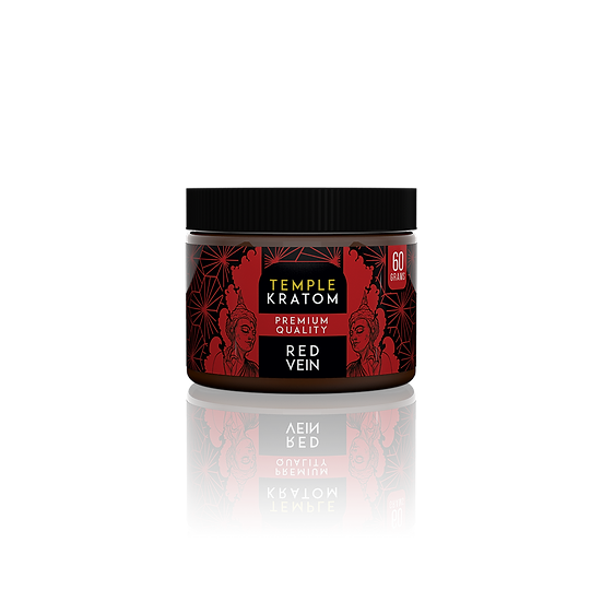 Red Vein 60 Gram Powder