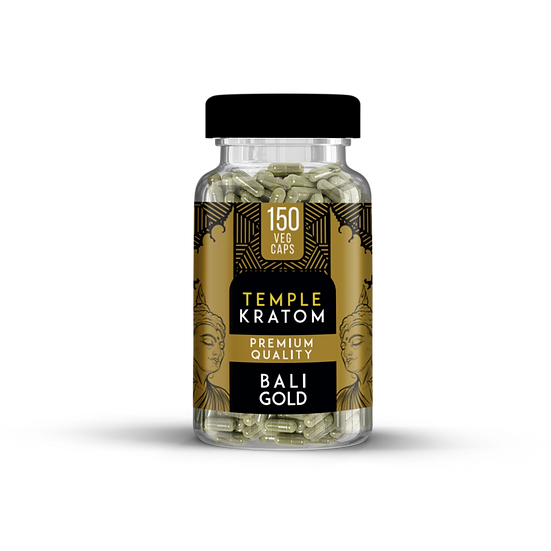 Bali Gold 150 Count Capsules