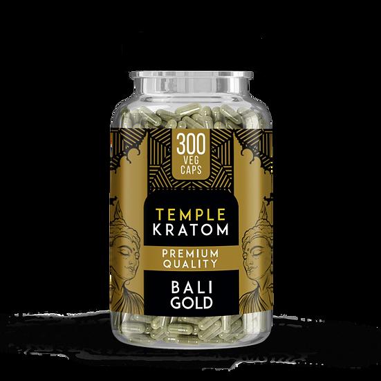 Bali Gold 300 Count Capsules
