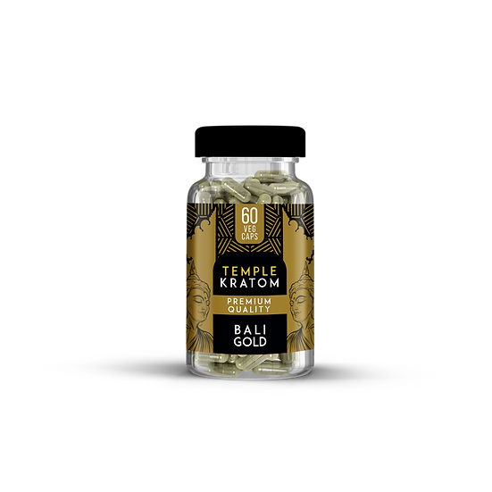 Bali Gold 60 Count Capsules