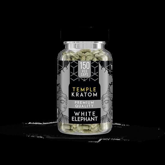 White Elephant 150 Count Capsules