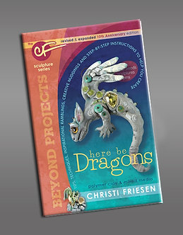 """Here be Dragons"" Revised Edition: Beyond Projects Book"