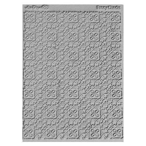 Fancy Checks Texture Stamp