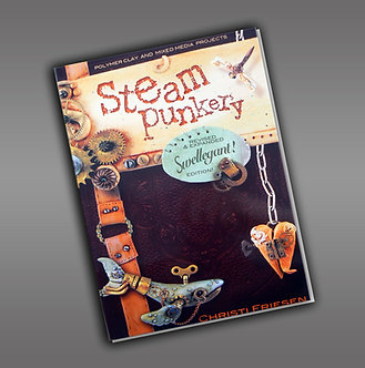 """Steampunkery"" revised edition: Book"