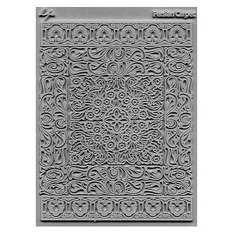 Persian Carpet Texture Stamp