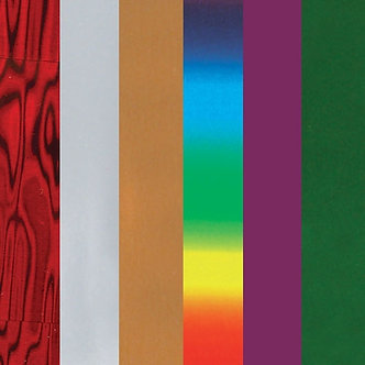 Jewel Tones Foil Collection