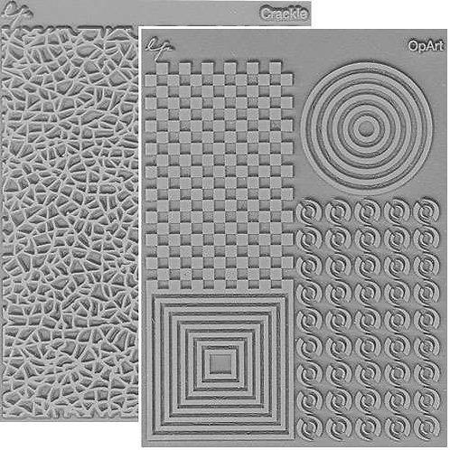 Patterns Texture Stamp Set