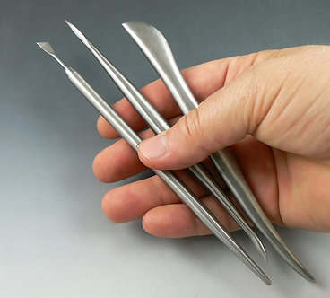 The Bestest Sculpting Tools Ever!  3 tool set