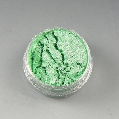Tortuga Green SurfaceFX mica powder - small size
