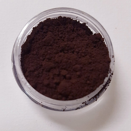 Chocolate Brown SurfaceFX mica powder - small size