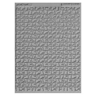 Basket Weave Texture Stamp