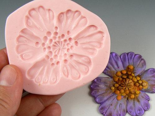 Poppy - silicon mold
